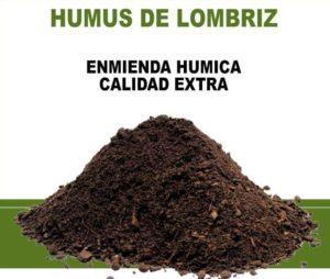 humus de lombriz venta